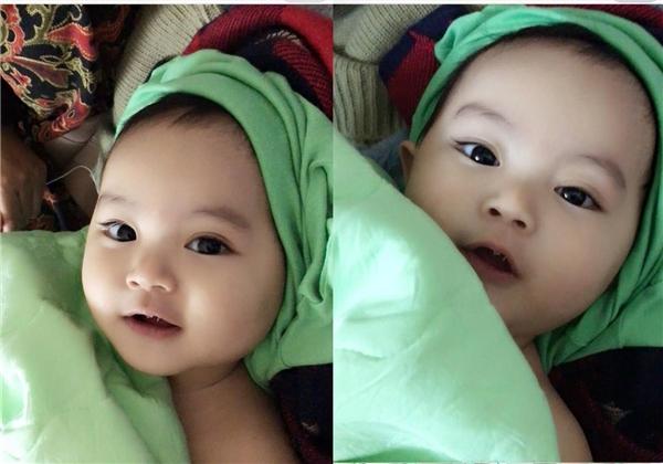"""""""Tan chảy"""" trước vẻ đáng yêu của con trai Khánh Thi – Phan Hiển - Tin sao Viet - Tin tuc sao Viet - Scandal sao Viet - Tin tuc cua Sao - Tin cua Sao"""