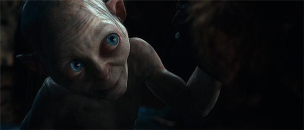 Nhân vật Gollum trong phim The Lord of the Rings.