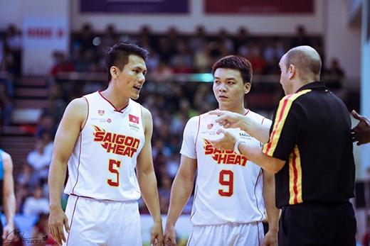 Saigon Heat đặt niềm tin lớn vào các cầu thủ Việt Nam tại mùa giải ABL năm nay.
