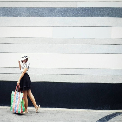 Túi xách hàng hiệu Balenciaga giống hệt túi nhựa đi chợ Thái Lan