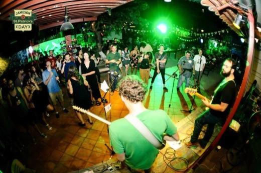 """Hãy chuẩn bị bộ cánh màu xanh """"chất"""" nhất để hòa mình vào sự kiện """"Original Green"""" ngày 17/3 tại Saigon Ranger. (Ảnh: Fanpage sự kiện)."""