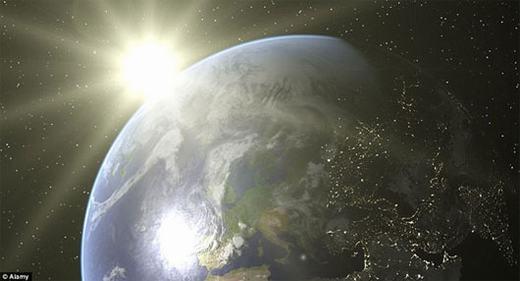 ...và chi phối ánh sáng, nhiệt độđến Trái đất? (Ảnh: Internet)