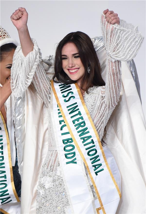 Hoa hậu Quốc tế 2015 - Edymar Martinez (Venezuela) - Tin sao Viet - Tin tuc sao Viet - Scandal sao Viet - Tin tuc cua Sao - Tin cua Sao