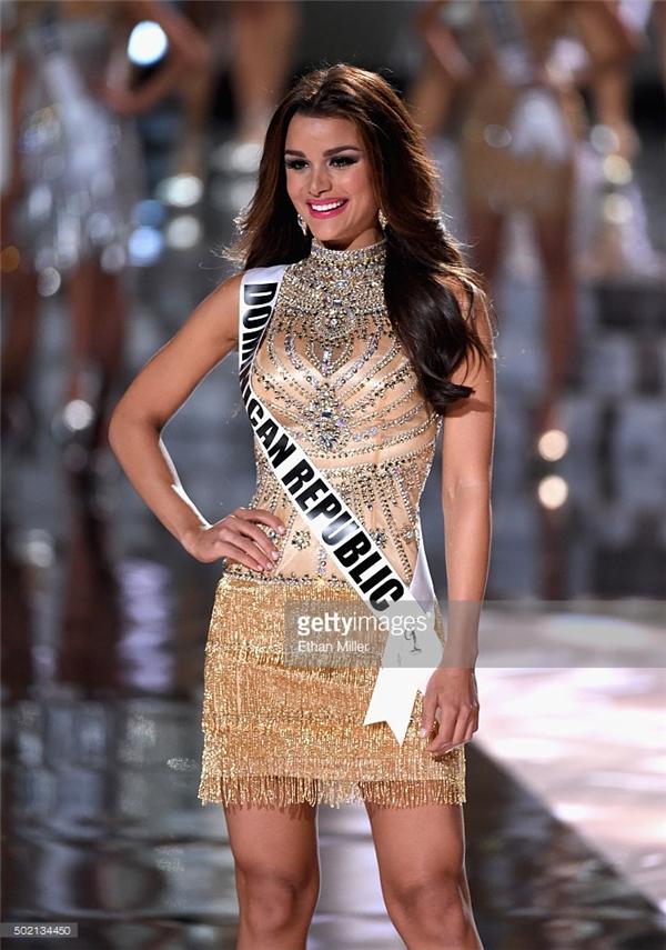 Hoa hậu Hoàn vũ Cộng hòa Dominica 2015 - Clarissa - Tin sao Viet - Tin tuc sao Viet - Scandal sao Viet - Tin tuc cua Sao - Tin cua Sao