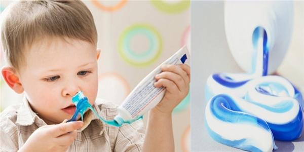 Tuy nhiên, bất chấp nguy cơ này, sodium fluoride vẫn có mặt trong các sản phẩm kem đánh răng.(Ảnh: Internet)