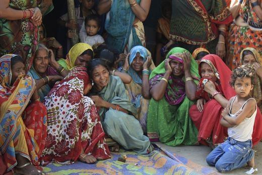 Nạn buôn bán phụ nữ là vấn đề nhức nhối ở Ấn Độ. (Ảnh minh họa. Nguồn: Internet)