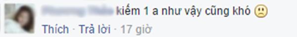 Bình luận của P.T và L.T. (Ảnh: Ảnh chụp màn hình từ FBNV)