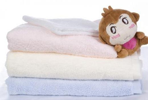 Rất có thể hàng triệu con vi khuẩn đang ẩn nấptrong chiếc khăn bạn đang dùng.(Ảnh: Internet)