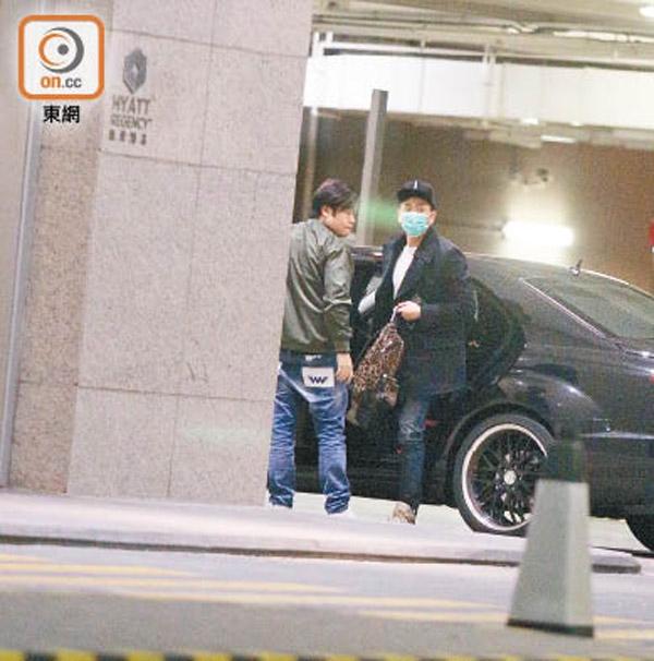 Fan vỡ mộng vì soái ca Huỳnh Tông Trạch lại cặp kè bên tình mới
