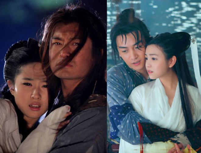 Những bộ phim kiếm hiệp của Kim Dung làm mưa làm gió màn ảnh