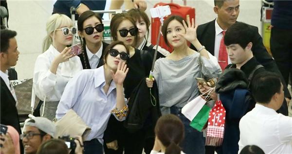 T-ara vô tư tự sướng khiến fan bấn loạn