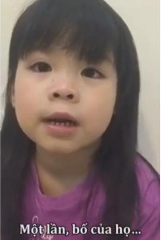 Choáng với cô bé 5 tuổi nói tiếng Anh sõi như tiếng Việt