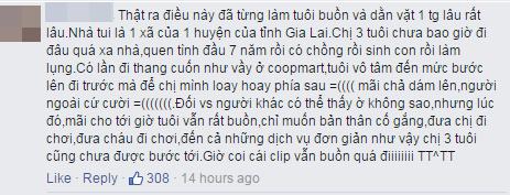 Phản hồi của cư dân mạng trước clip bác người dân tộc đi thang cuốn.(Ảnh: Chụp FB)