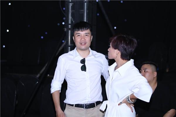 Huấn luyện viên Hồng Việt và Trần Ly Ly - Tin sao Viet - Tin tuc sao Viet - Scandal sao Viet - Tin tuc cua Sao - Tin cua Sao