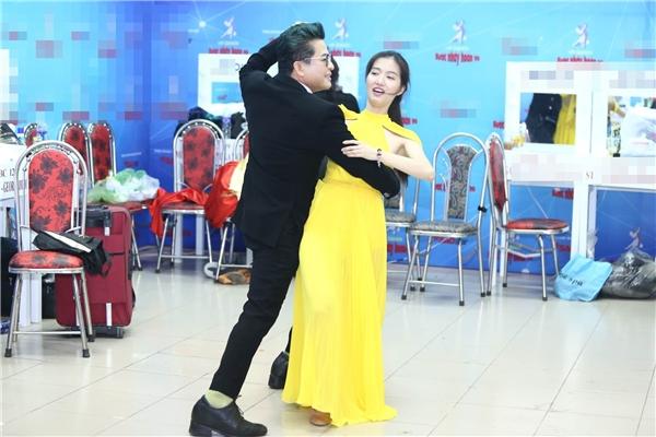 Cặp đôi MC Thanh Bạch - Mỹ Linh - Tin sao Viet - Tin tuc sao Viet - Scandal sao Viet - Tin tuc cua Sao - Tin cua Sao