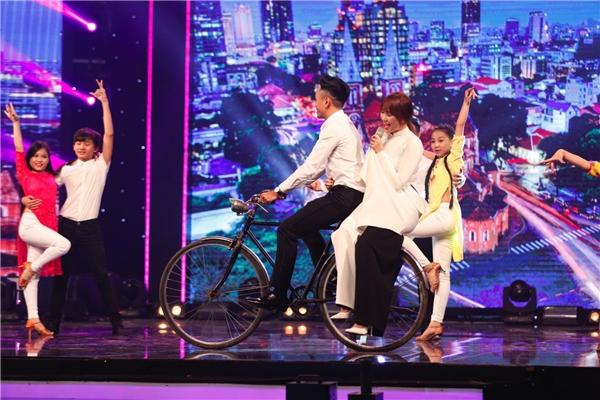 Hari Won là khách mời đặc biệt trong đêm bán kết đầu tiên củaVietnam's Got Talent 2016 - Tin sao Viet - Tin tuc sao Viet - Scandal sao Viet - Tin tuc cua Sao - Tin cua Sao