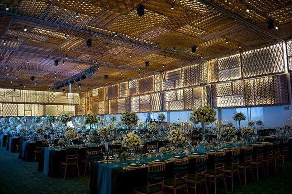 Không gian tiệc cưới sang trọng và đẳng cấp của Đinh Ngọc Diệp và Victor Vũ. - Tin sao Viet - Tin tuc sao Viet - Scandal sao Viet - Tin tuc cua Sao - Tin cua Sao