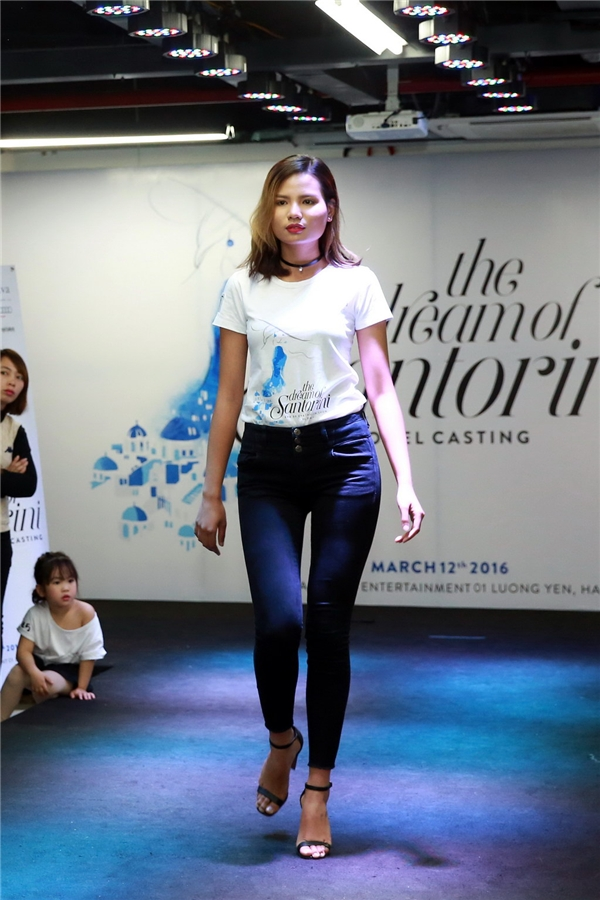 …và Tiêu Ngọc Linh (á quân Vietnam's next top model 2014) cũng đăng kí casting cho sự kiện. - Tin sao Viet - Tin tuc sao Viet - Scandal sao Viet - Tin tuc cua Sao - Tin cua Sao
