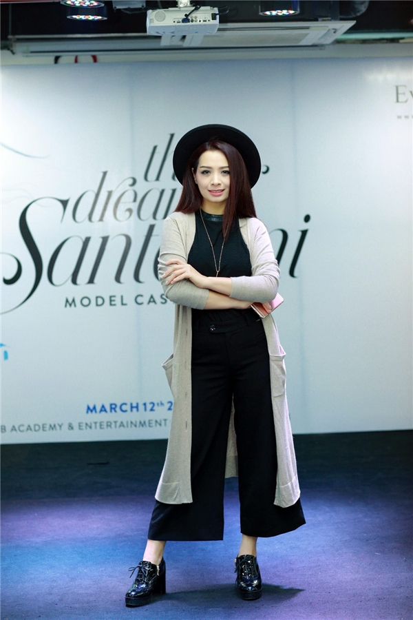 Cô cũng đảm nhiệm cương vị giám đốc nghệ thuật cho sự kiện thời trang diễn ra vào cuối tháng 3 sắp tới. - Tin sao Viet - Tin tuc sao Viet - Scandal sao Viet - Tin tuc cua Sao - Tin cua Sao