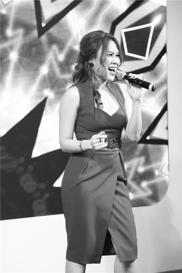 Nữ ca sĩ nổi tiếng hiện đang là gương mặt đại diện của nhiều nhãn hàng lớn. - Tin sao Viet - Tin tuc sao Viet - Scandal sao Viet - Tin tuc cua Sao - Tin cua Sao