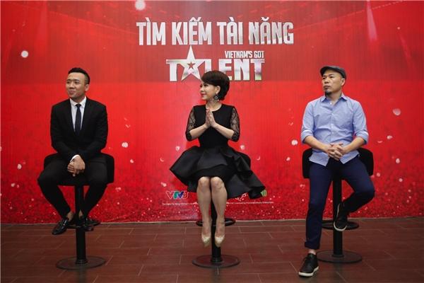 Bộ ba giám khảo quyền lực của Vietnam's Got Talent 2016. - Tin sao Viet - Tin tuc sao Viet - Scandal sao Viet - Tin tuc cua Sao - Tin cua Sao