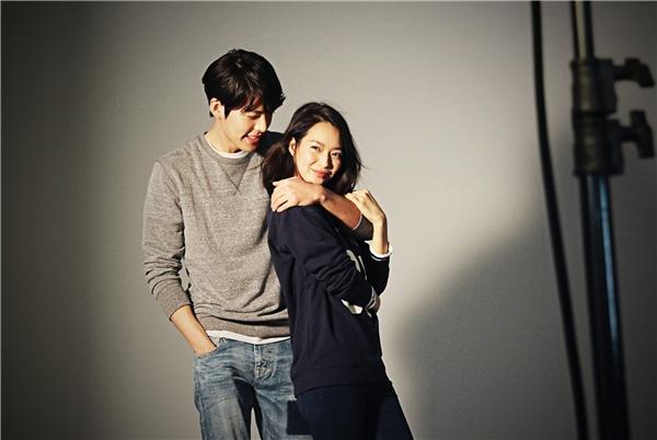 Shin Min Ah chiêu đãi đồng nghiệp của bạn trai bằng buffet sang chảnh