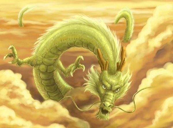 Hình tượng loài rồng Châu Á