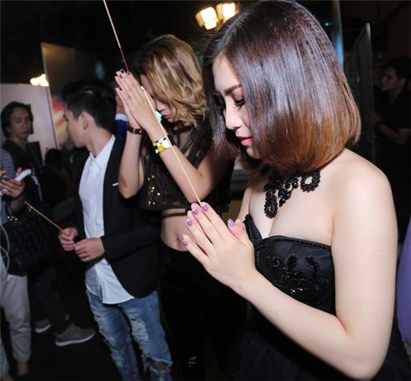 Justa Tee ủng hộ Soobin, Andree đến cùng Ngọc Thảo - Tin sao Viet - Tin tuc sao Viet - Scandal sao Viet - Tin tuc cua Sao - Tin cua Sao