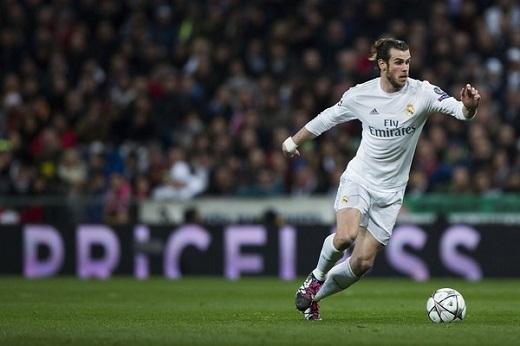 Với Bale trong đội hình, PSG sẽ tạo ra đôi cánh đầy tốc độ gồm Bale và Di Maria