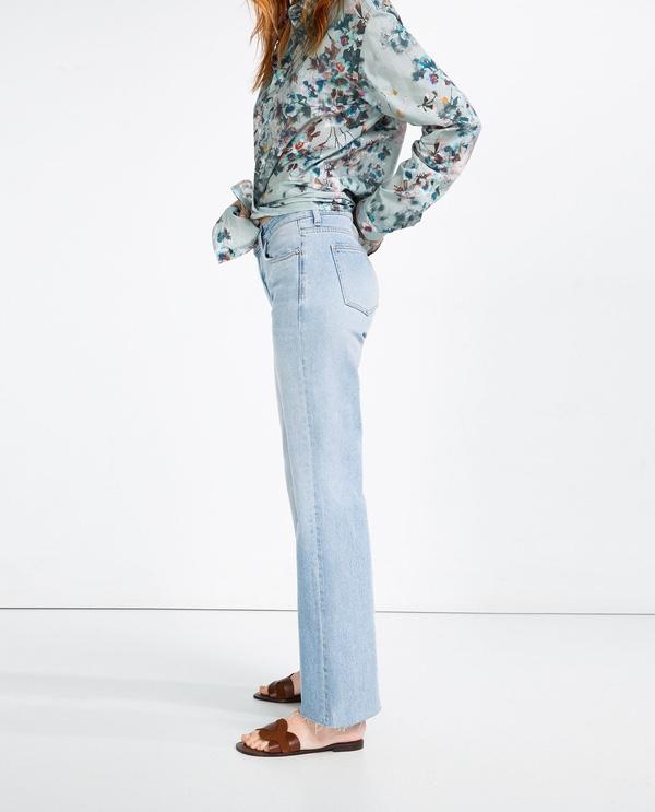 Che giấu mọi khuyết điểm cơ thể chỉ với chiếc... quần jeans
