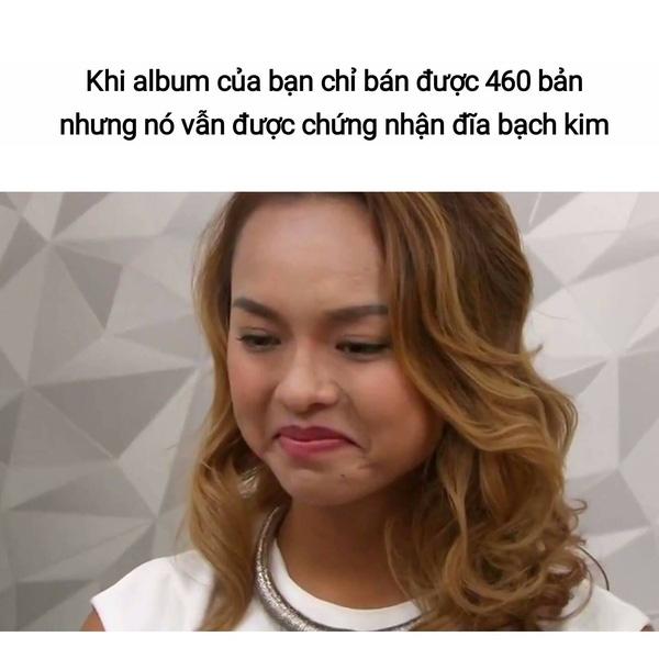 Trong những ngày qua, hình ảnh của Quỳnh Mai liên tục được cư dân mạng ghép, chế với nhiều câu thoại khiến khán giả cười ngất. Tuy nhiên, trên tinh thần chung, họ vẫn ủng hộ biểu hiện quá nổi trội của Quỳnh Mai tại cuộc thi năm nay.