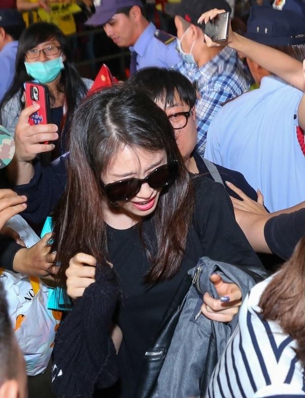 Jiyeon là nạn nhân của lần tấn công lúc trước của fan Việt