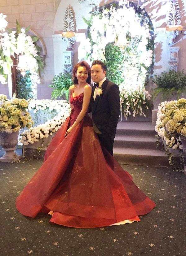 Đinh Ngọc Diệp từng bị fan cuồng hành hạ trước ngày cưới - Tin sao Viet - Tin tuc sao Viet - Scandal sao Viet - Tin tuc cua Sao - Tin cua Sao