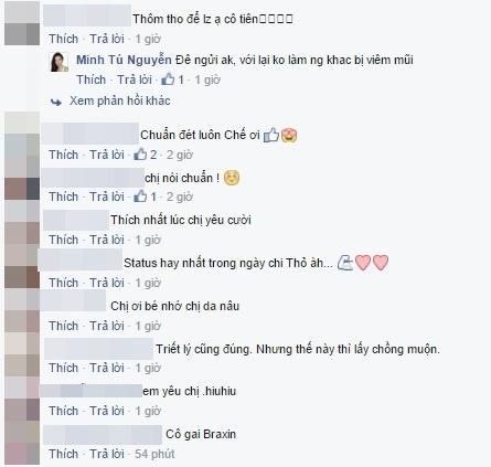 """Người hâm mộ có tên H.M.A dành nhiều tình cảm cho Minh Tú: """"Em yêu chị!"""". - Tin sao Viet - Tin tuc sao Viet - Scandal sao Viet - Tin tuc cua Sao - Tin cua Sao"""