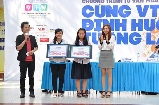 Đặc biệt, những bạn học sinh tham gia chương trình còn có cơ hội nhận được suất học bổng trị giá 32 triệu đồng từ Management Development Institute of Singapore - MDIS.
