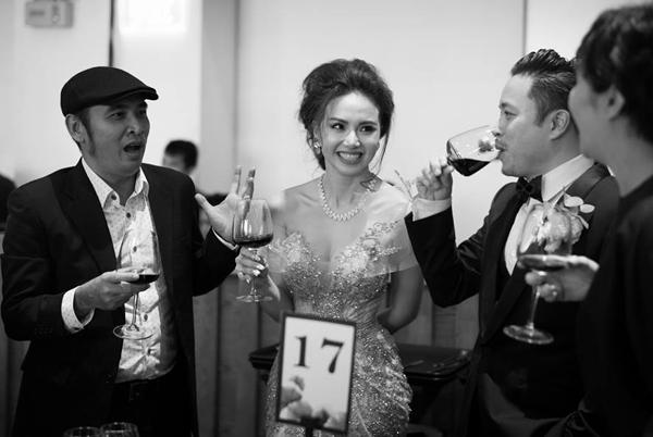 Ngắm loạt ảnh vui nhộn trong đám cưới của Đinh Ngọc Diệp - Victor Vũ - Tin sao Viet - Tin tuc sao Viet - Scandal sao Viet - Tin tuc cua Sao - Tin cua Sao