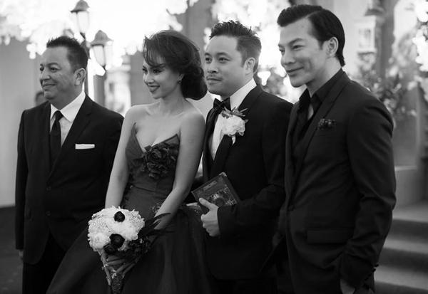Trần Bảo Sơn lịch lãm tới dự đám cưới đạo diễn Scandal. - Tin sao Viet - Tin tuc sao Viet - Scandal sao Viet - Tin tuc cua Sao - Tin cua Sao