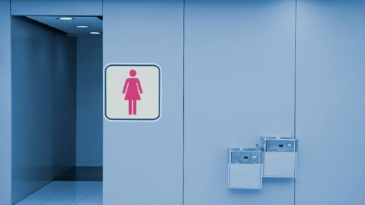 Chảy máu âm đạo bất thường có thể là nguy cơ ung thư cổ tử cung.(Ảnh: Internet)