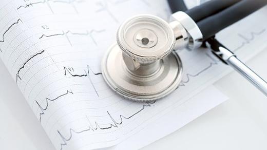 Tình trạngtim đập nhanh và kéo dài là dấu hiệu đầu của bệnh suy tim.(Ảnh: Internet)