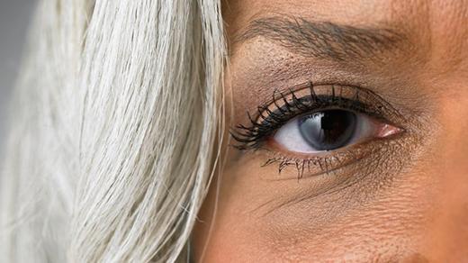 Tầm nhìn bạn bị thay đổi liên tục là dấu hiệu của đột quỵ.(Ảnh: Internet)