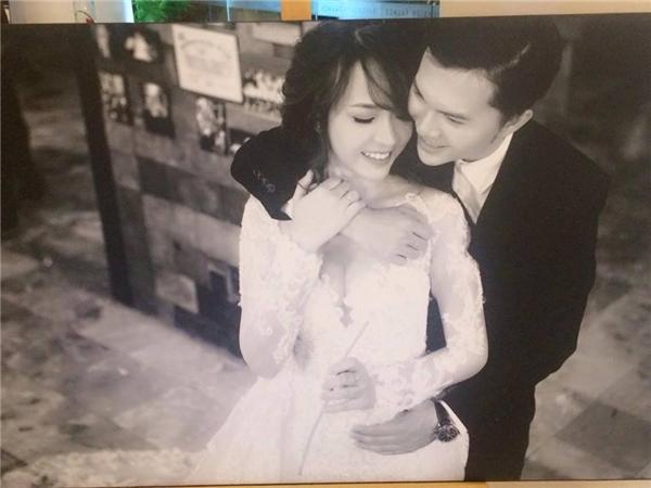 Ảnh cưới của Nam Cường và vợ. - Tin sao Viet - Tin tuc sao Viet - Scandal sao Viet - Tin tuc cua Sao - Tin cua Sao