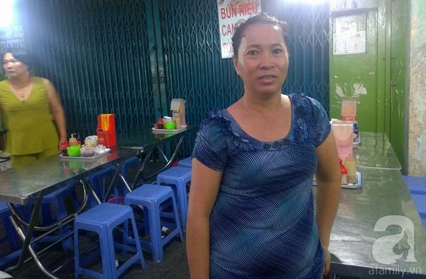 Chị Trần Thị Ngọc Hà không hay viết câu chuyện bắt cóc trẻ em ở khu vực mình ở.