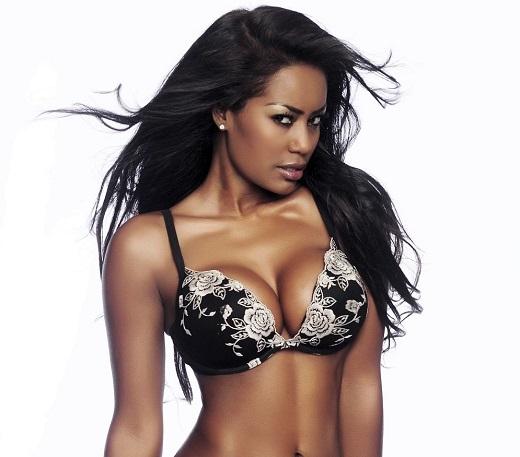 Cô người mẫu Tabby Brown (Ảnh: Internet)