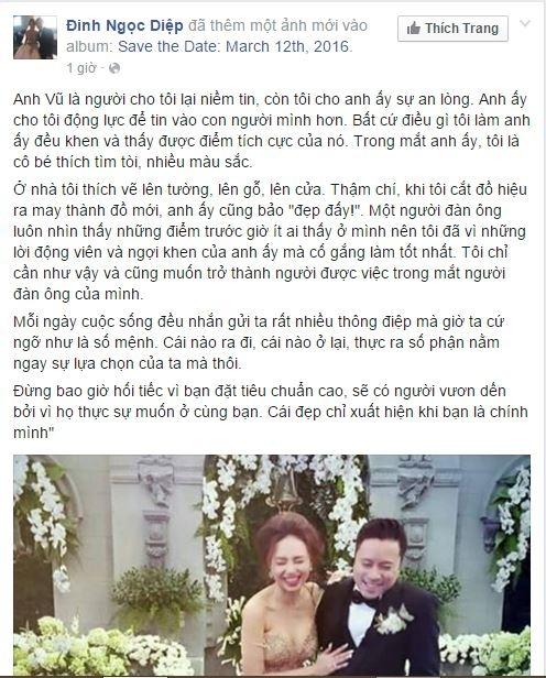 Chia sẻ của Đinh Ngọc Diệp - Tin sao Viet - Tin tuc sao Viet - Scandal sao Viet - Tin tuc cua Sao - Tin cua Sao
