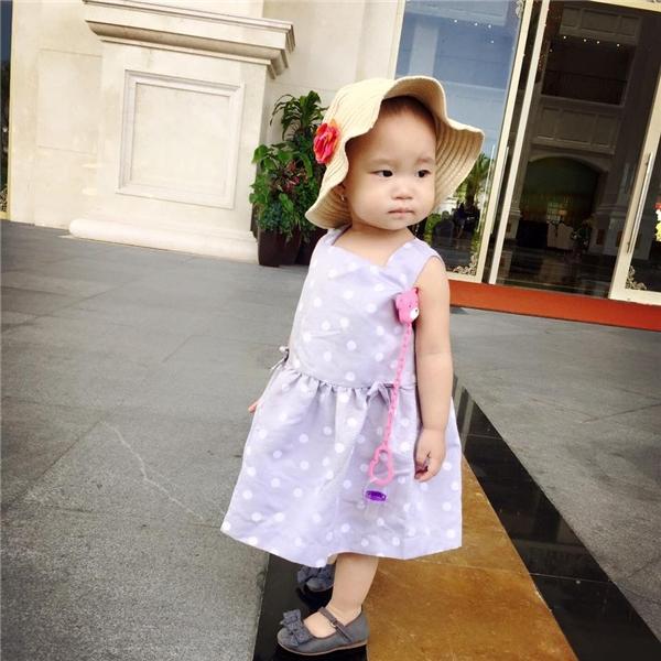 """Cư dân mạng thích thú với """"diễn viên múa"""" 3 tuổi Cherry - Tin sao Viet - Tin tuc sao Viet - Scandal sao Viet - Tin tuc cua Sao - Tin cua Sao"""