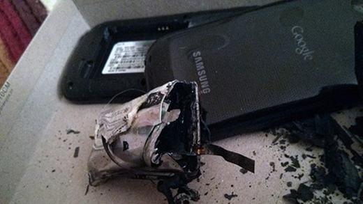 Sự thực thì các vụ cháy nổ điện thoại do nguyên nhân khác. (Ảnh: Internet)