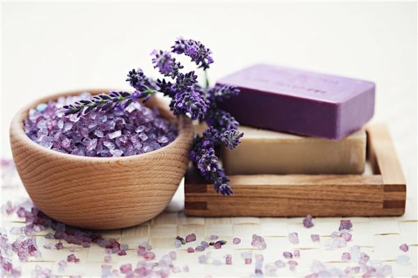 Muối giúp cho da bạn sạch mụn và tế bào chết. (Ảnh: Internet)