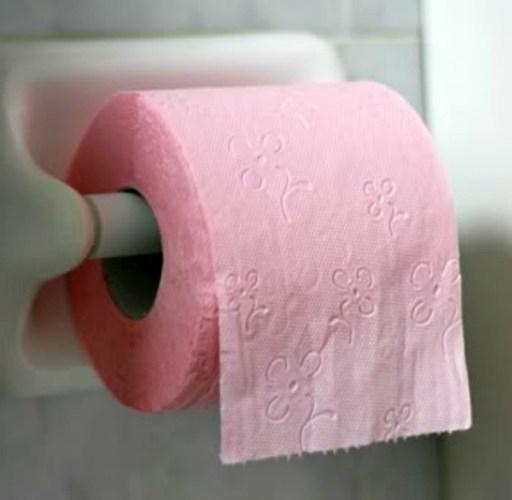 """Những loại giấy vệ sinh có màu sắc, mùi thơm có khả nănglàm tăng lượng vi khuẩn trong """"vùng kín"""". (Ảnh: Internet)"""