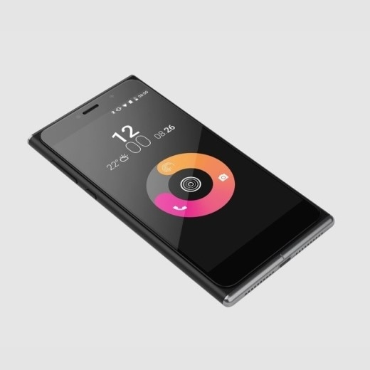 Smartphone pin 3000 mAh như Obi SF1 được thiết kế với mặt kính cường lực Gorilla Glass 4 chống trầy là bạn đồng hành của Song Tử.