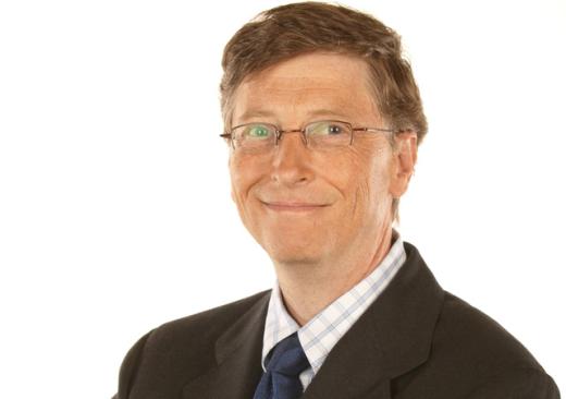 Tỉ phú Bill Gates tiết lộ rằng, ông chỉ ngủ 6 giờ mỗi ngày. Trước đây, ông dành nhiều thời gian cho Microsoft còn hiện tại, ông tất bật cho công việc từ thiện cùng người vợ Melinda. (Ảnh: Internet)